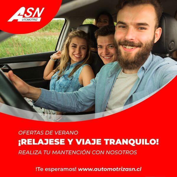 Promociones Automotriz ASN