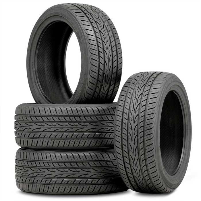 Neumáticos en Santigo